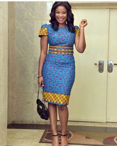 That is why we have carefully selected these latest Ankara short gown styles. Latest Ankara Short Gown, Ankara Short Gown Styles, Trendy Ankara Styles, Short Gowns, African American Fashion, African Print Fashion, Africa Fashion, African Print Dresses, African Fashion Dresses