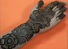 Pretty Henna Designs, Latest Arabic Mehndi Designs, Henna Tattoo Designs Simple, Latest Bridal Mehndi Designs, Indian Mehndi Designs, Full Hand Mehndi Designs, Stylish Mehndi Designs, Mehndi Designs For Girls, Mehndi Design Photos