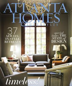 Atlanta Homes & Lifestyles September 2014