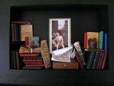 cadre tableau encadrement art pupitre écritoire vitrine bureau en cuir décoration encadrement livres boîte en bois par jeanlouisdeco sur Etsy https://www.etsy.com/fr/listing/542115203/cadre-tableau-encadrement-art-pupitre