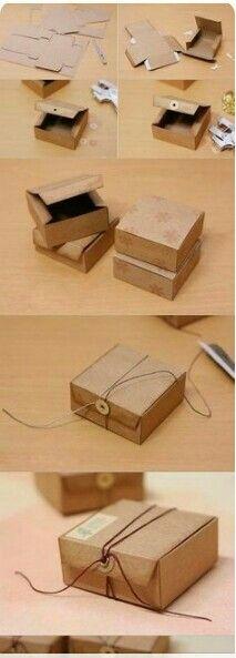 How to make a one sheet gift box hojas de papel lbumes de ms informacin solutioingenieria Gallery