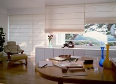 Image result for roman shades