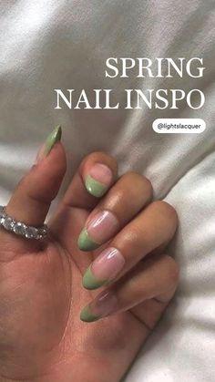 Almond Acrylic Nails, Best Acrylic Nails, Almond Nails, Cute Gel Nails, Funky Nails, Spring Nails, Summer Nails, Autumn Nails, Fall Nail Art
