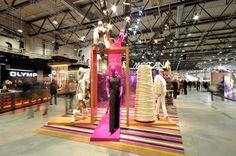 MARC CAIN exhibit design