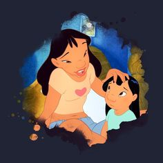 Lilo And Stitch, Disney Characters, Fictional Characters, Photo And Video, Disney Princess, Sorting, Lovers, Instagram, Videos