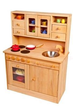 Children 39 S Kitchen Quot Hansel Quot Beech Wood Play Kitchen Wooden Kitchen 2013 Detskaya Mebel Igrushechnaya Kuhnya Mebel