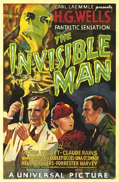 The Invisible Man (1933) 6/10