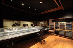 recording studio <3 Keep driving Rockin and Rollin' Around anywhere in your mobile:  Check  http://pinterest.com/pin/511932682614639002/