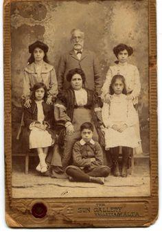 Jacob Israel family from Malta