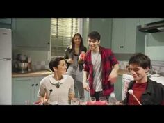 Safe and Sound - Capital Cities (ft. Zendaya, Kina Grannis, Kurt Hugo Schneider, Max Schneider) - ALL IN ONE TAKE! AND WITH COKE BOTTLES!!!