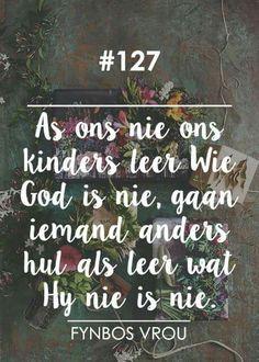 __[Fynbos Vrou/FB] # 127 #Afrikaans