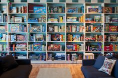 Castle Board Game Cafe... this may be my Graceland.