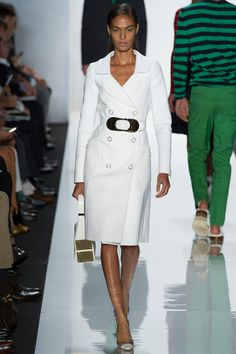 On the runway - Michael Kors Spring/Summer 2013 #michaelkors