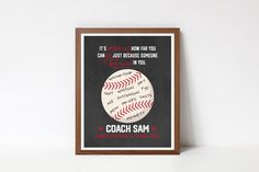 Coach Christmas Gifts, Coach Gifts, Printable Quotes, Printable Wall Art, Team Word, Coach Appreciation Gifts, Senior Night Gifts, Back To School Sales, Team Photos