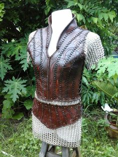 Lagertha Season 3 armour by bardjester.com