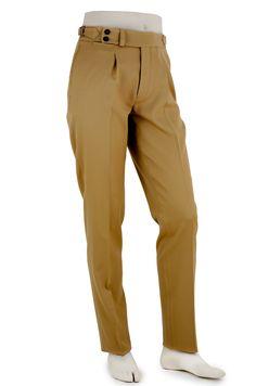 Pantalón P5R-2 10490 CAMEL - Pantalones - Hombre - Colección