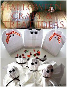 Halloween craft ideas and treats