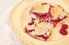 Raspberry Cheesecake Bars - LDS Living Recipe Contest best dessert bars WINNER.  Looks easy and delish!!!