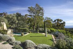 Nice spot: With views of the Pacific, the estate is located in the more than just well to do area of Montecito - their neighbors include Oprah Winfrey, Al Gore and Rob Lowe