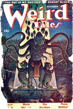 November, 1944; Matt Fox[[MORE]] Weird Tales has a...   Whippoorwill Hollow
