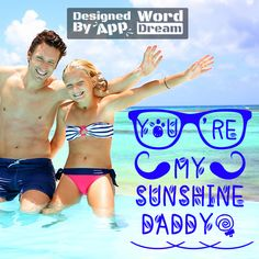word,dream,family,Father's day,sunshine