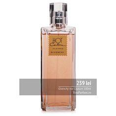 Givenchy Hot Couture este dedicat perfectiunii corpului unei femei, senzual si plin de farmec, rafinat si elegant, acest parfum este creat pentru o femeie neobisnuita, provocatoare si irezistibil de fermecatoare. Parfum Givenchy, Perfume Bottles, Beauty, Perfume Bottle, Beauty Illustration
