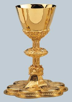 Gothic Chalice by Artistic Silver $4295 - $4695 http://henningers.com/chalice-2938.html