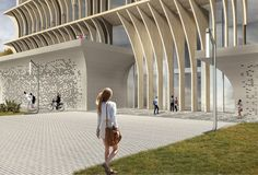 MAA I Office Building Design #melikealtinisikarchitects