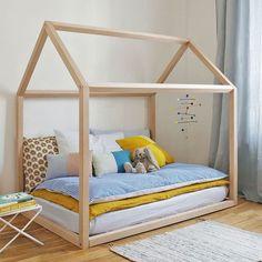 Un lit maison pour son enfant