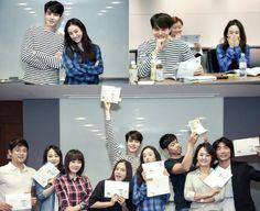 Bubblegum Oct-Dic 2015 tvN Lee Dong Wook, Jung Ryeo Won, Lee Jong Hyuk, & Park Hee