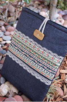 Criar com Tecidos: Capas para IPads, bolsas, carteiras e mais ideias