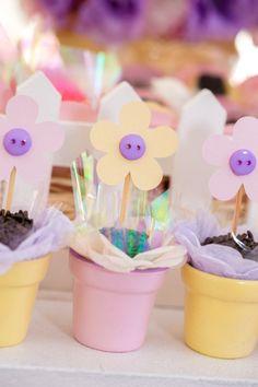 festa infantil jardim encantado
