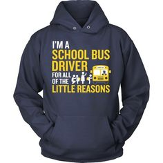 School Bus Driver - Little Reasons