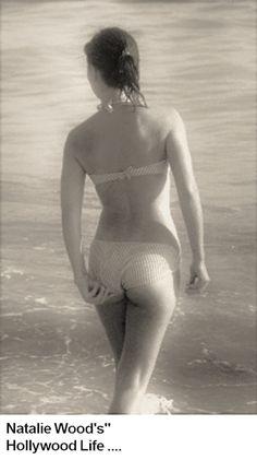 "Natalie Wood"" Malibu, California ...."