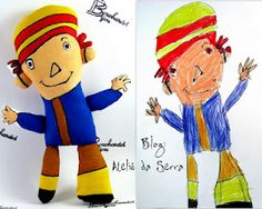 This Brasilian artist gives live to your child drawings