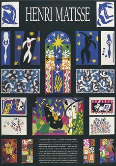 images of henri matisse famous paintings | Henri Matisse's Famous Works Print at Art.com