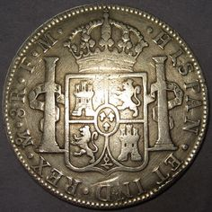 1776 Spanish Colonial 8 Reales