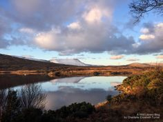 Mt Muckish - Donegal Glenveagh National Park Life in Donegal on Wild Library blog