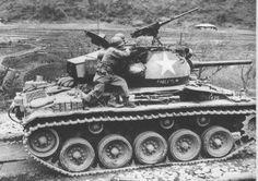 "Light Tank M-24  ""Chaffee"""