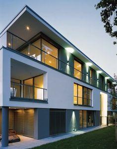 Mehrfamilien-Villa Edition M10 - muenchenarchitektur