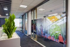 John Holland office by futurespace Melbourne