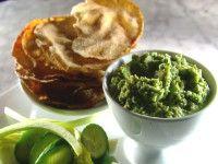 Hummus à la coriandre et à la lime - Recettes - À la di Stasio