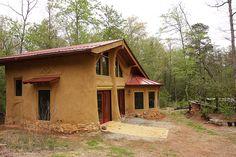 love this cob house