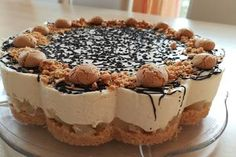 Baileys - Mousse - Himbeer - Cheesecake (ohne backen)