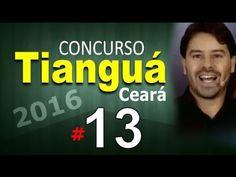 Concurso Tianguá CE 2016 Ceará Informática # 13 - Cargos nível médio com...