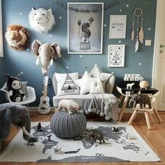 Awesome & Fun Kid Play Room Design with 50 Ideas Spoil Your Kids
