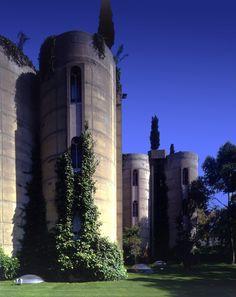 The Factory / Ricardo Bofill Taller de Arquitectura
