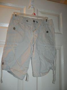I'm selling Khaki shorts - $6.00 #onselz