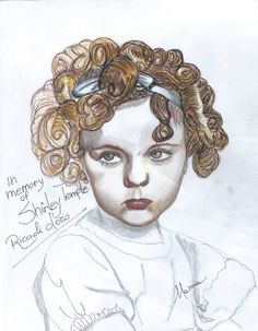 Shirley Jane Temple Black (Santa Monica, April 23, 1928 - Woodside, February 10, 2014)