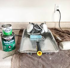 How To Paint Tile The Easy Way - Want to change tile in your home without spending a lot of money? How To Paint Tile The Easy Way wi - Painting Bathroom Tiles, Painting Tile Floors, Painting Shower, Wall Tile, Bathtub Cover, Shower Curtain With Valance, Patchwork Tiles, Plywood Cabinets, Shower Surround